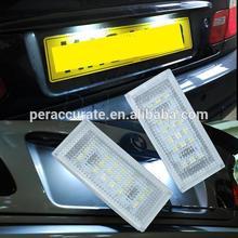 Canbus Led License Plate Light For BMW No Error led E46D
