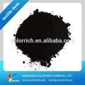 Dispersar preto P-4BL 300% usado tingimento e acabamento máquinas de tingimento de tecidos química têxtil
