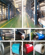 colored galvanized steel coil/plate/sheet metal
