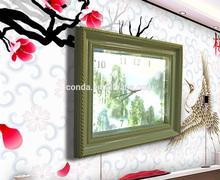 2014 Alibaba hot sell led digital clock wall mounted
