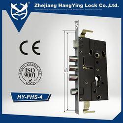 Top Quality Factory Sale! Stainless Steel High Sercurity electronic swipe card door lock