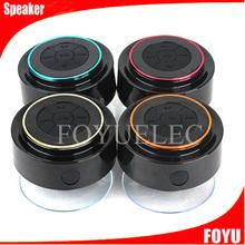 colorful mini bluetooth speaker mushroom speaker bluetooth waterproof speaker