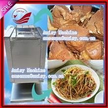 1000kg/h cooked meat shredder machine pork/beef /chicken shredder machine