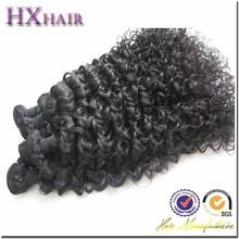 Virgin Hair in StocK bresilienne human hair weaving
