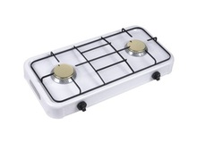 2014 Europe type 2 burners gas stove manufacturers