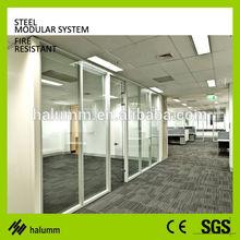 kullanılan ofis mobilyaları bölümü modern tasarım yalıtımlı oda bölücü