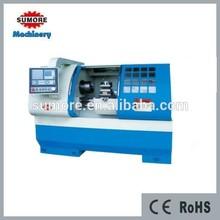 CNC Horizontal lathe not slant bed sp2116