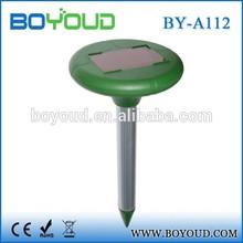 Patent ultrasonic solar energy ultrasonic pest animal repeller