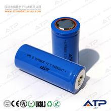 Hot ifr 26650 3.2v rechargeable battery / 26650 3000mah lifepo4 battery 3.2v