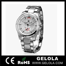 Alibaba china factory direct fashion watch with international brand , vogue men chronograph watch