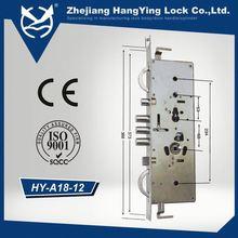 Top Quality Factory Sale! Stainless Steel High Sercurity door lock body steel lock case supplier oem