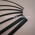 libre de halógenos de encogimiento de calor de tubos para la protección