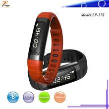 Wireless charging bluetooth 4.0 health smart bracelet