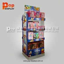 retail floor display stand for panadol