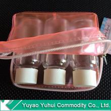 Yuyao Plastic travel cosmetic bottle set /travel set /cosmetic set