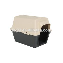 plastic dog kennel/ pet kennel/2014 New type mini plastic pet house