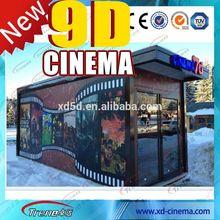 High Quality 9D cinema, 11D cinema, 12D cinema theater setting
