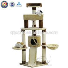QQPET best price cat furniture & 80'' cat furniture & wholeasle large cat furniture
