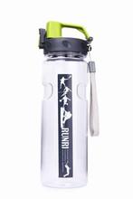 2014 Wholesale 750ml Plastic Water Bottle For Sport Drinking ,Colors Custom Vary