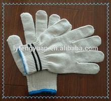 good white gloves black light