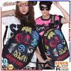 BBP401 2014 teenager school bag fashion sports casual backpack bag