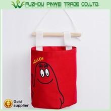 hang fabric wall storage bag / hang toy storage bag