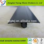 Yutong plastic t-molding edge trim wood table