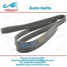 CR Materila V ribbed belt 6PK1880 SKODA OEM 03D145933AD TOYOTA OEM 90916-02547 FOR CAR BELT