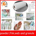 Web adhesives - hot melt adhesive web for various applications of laminating materials