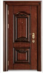 American steel security door entry door