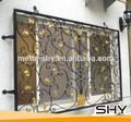 segurança de aço janela de proteção para janelas