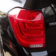 toyota parts set differential led tail lamp for 2013 toyota Highlander