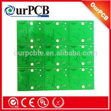 Printer Circuit Board for a DIY Geiger Counter
