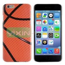 Fashion Basketball Skin Pattern PC Hard Shell Case for iPhone 6 4.7 inch