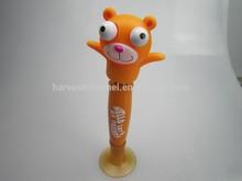 Animal shaped pop-eyes promotion ball pen