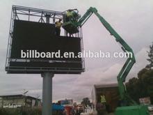 Highway display outdoor electronic advertising board/billboard manufacturer