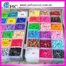 Box packaged hama perler beads/ friendship DIY toys