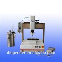 liquid 2 part epoxy resin automatic glue dispenser