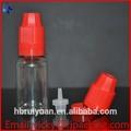 10ml de plástico pet frascos cuentagotas con tapa a prueba de niños desde guangzhou