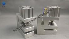 pneumatic single hole paper tag hole punch machine