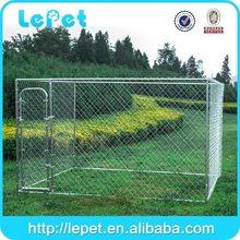 galvanized temporary dog runs fence(china factory)