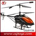Chine munufacture de grande taille r/jouets c 3.5ch télécommande universelle brandisse hélicoptère rc hélicoptère de la caméra pour la vente