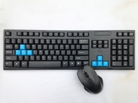 2014 Top Sale, Cheap Wireless Keyboard, Wireless Mouse for computer