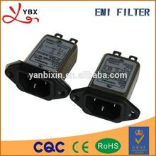 Low Loss Medical Appliance High Quality EMI AC Socket EMI Filter
