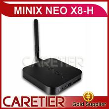 new 2014 Amlogic S802-H android tv box minix neo x8-h Bluetooth Version US/EU/UK Optional 3.5mm jack Amlogic S802-H
