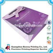 Christmas self-sealing gift paper packaging bag