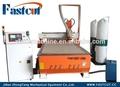 Melhor qualidade cnc caseira máquina de corte utilizado na fabricação de móveis
