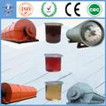De haute rentabilité des projets, utilisation de déchets de matières plastiques et caoutchouc de recyclage et de machines de raffinage pour la vente