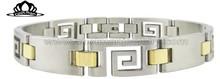 Professional bracelet supplier, 316L stainless steel bracelet