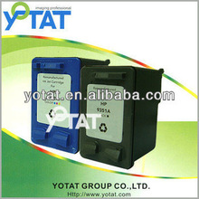 Compatible hp 21 22 ink cartridge c9351a c9352a for hp printer